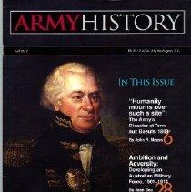 Image of Magazine - Army History