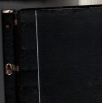 Image of Ledger - Treasurer's record book