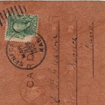 Image of Postcard - Leather Postcard