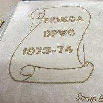 Image of Scrapbook - BPW Scrapbook 1974-75