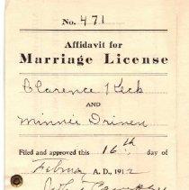 Image of Affidavit