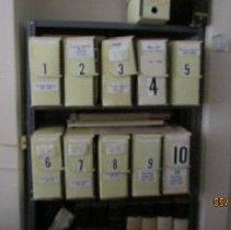 Image of Application, License - 1945-1946-1947 Marriage Affidavits