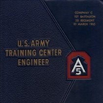 Image of Book - US Army Training Center Engineer A5