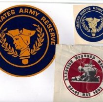 Image of Sticker - US Army Reserve sticker