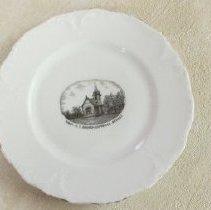 Image of Plate, commemorative
