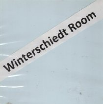 Image of Booklet, Instruction - Winterschiedt Collection Inventory book