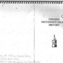 Image of Ontario Church History
