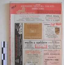 Image of Southern Ventura County Directory -