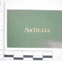 Image of Matilija -