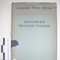 Image of Advanced Spanish Course -