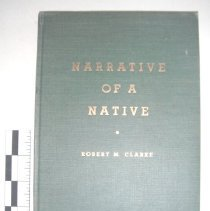 Image of Narrative of a Native -