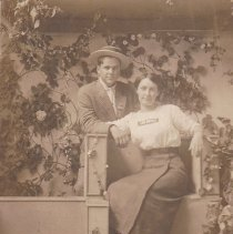 Image of Man and Woman, unknown - 5-P-031