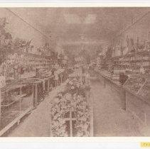 Image of Santa Paula Variety Store Grand Opening, 1922 - 5-B-77