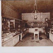 Image of Hoge and Elliott Newstand, Cigars, Books & Sundries - 5-B-91