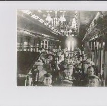 Image of Chapel Car, c. 1890 - 5-C-07