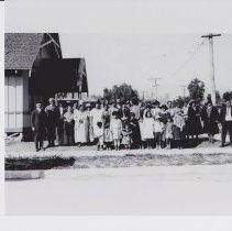 Image of Union Spanish Church, c. 1925 - 5-C-20.3