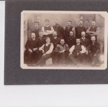 Image of Drilling Crew, 1884 - 5-O-6