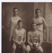 Image of Santa Paula Highschool, 1915 - 5-ED-01