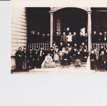 Image of Ventura Street School, Fourth Grade Class, 1891 - 5-ED-48