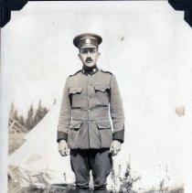Image of Lieutenant M. MacDonald, 3rd Bn 1914
