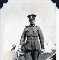Image of Lieutenant Dudley George Hagaraty 3rd Bn 1914