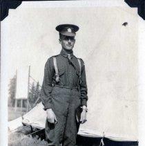 Image of Lieutenant R. K. George, 3rd Bn 1914