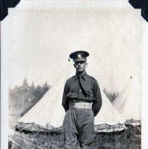 Image of Lieutenant Hubert Ruttan Alley, 3rd Bn 1914