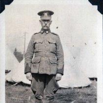 Image of Lieutenant Colonel Robert Rennie, 1914