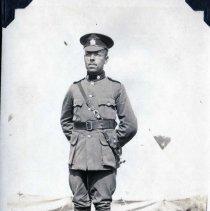 Image of Lieutenant Reginald Davis
