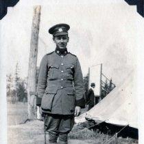 Image of Lieutenant Robert Chitty