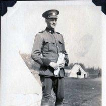 Image of Lieutenant Lawrence Wedd
