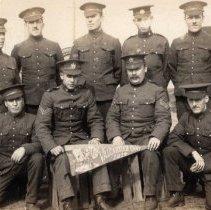 Image of 3rd Bn Regimental Clerks 1914 Valcartier