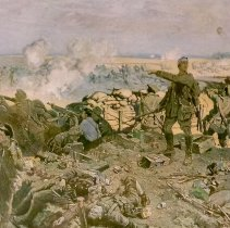 Image of 2nd Battle of Ypres, 22 April to 25 May 1915 -