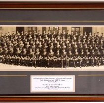 Image of Warrants and Sergeants of the 19th Bn CEF in Toronto 1915