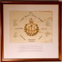 Image of 3rd Battalion CEF ensign