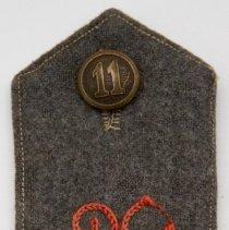Image of WWI German Epaulette 39th -
