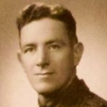 Image of Lieutenent Robert C. Rae, WWII