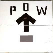 Image of POW Sign -