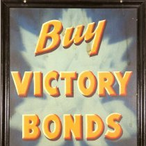 Image of Buy Victory Bonds Poster -