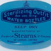 Image of 01207 - Sterilizer, Bottle