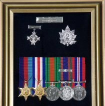 Image of Medal Group McCallum - 1944/06/06