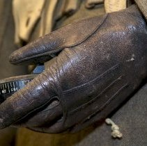 Image of Left Leather Glove