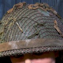 Image of WWII Helmet