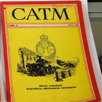 Image of Canadian Army Training Memorandum May 1945 Number 50 - 1945/05/