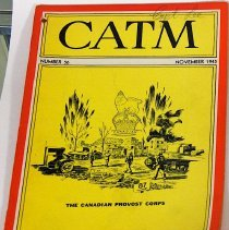 Image of Canadian Army Training Memorandum November 1945 Number 56 - 1945/11/