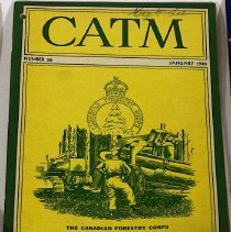 Image of Canadian Army Training Memorandum January 1946 Number 58 - 1946/01/