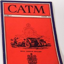 Image of Canadian Army Training Memorandum August 1944 Number 41 - 1944/08/