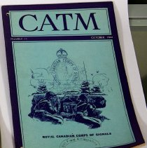 Image of Canadian Army Training Memorandum October 1944 Number 43 - 1944/10/