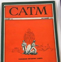 Image of Canadian Army Training Memorandum November 1944 Number 44 - 1944/11/