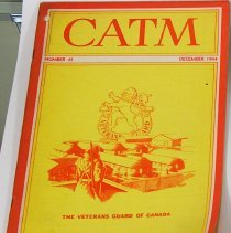 Image of Canadian Army Training Memorandum December 1944 Number 45 - 1944/12/